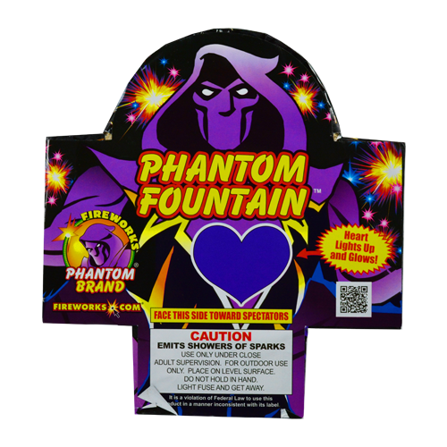 Phantom Guy Fountain