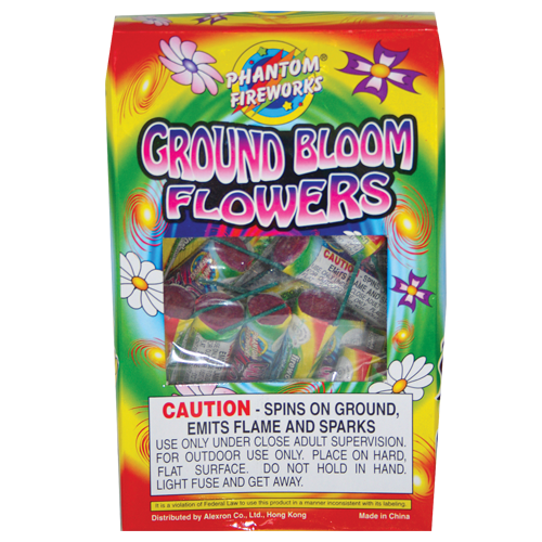 Ground Bloom Flowers