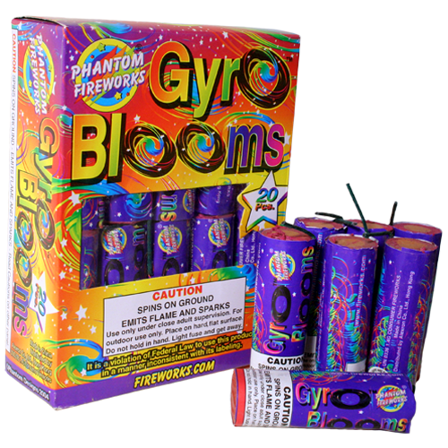 Gyro-Bloom,  20 PC Box