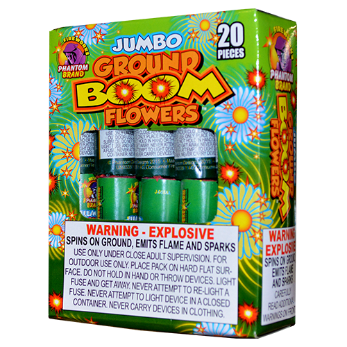 Jumbo Ground Blooms