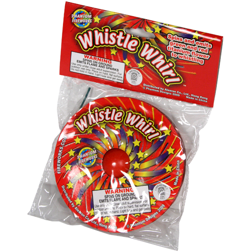 Whistle Whirl