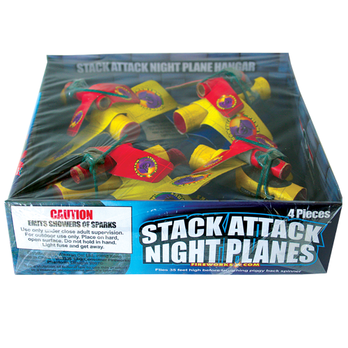 Stack Attack Planes