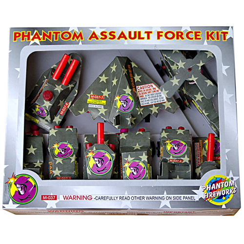 Phantom Assault Force Kit