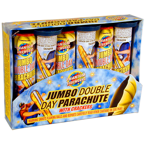 Jumbo Double Day Parachute