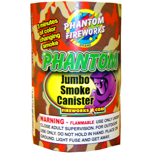Phantom Jumbo Smoke