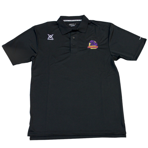 Black Cron Polo (X-Large)
