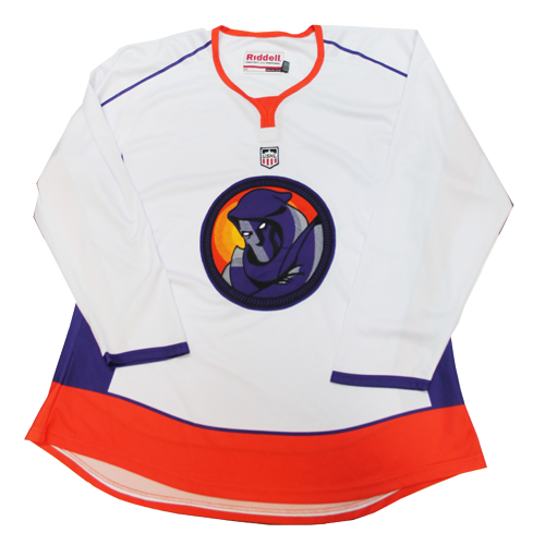 Official Replica White Jersey