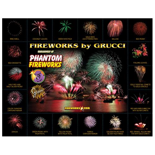 Phantom Grucci Poster
