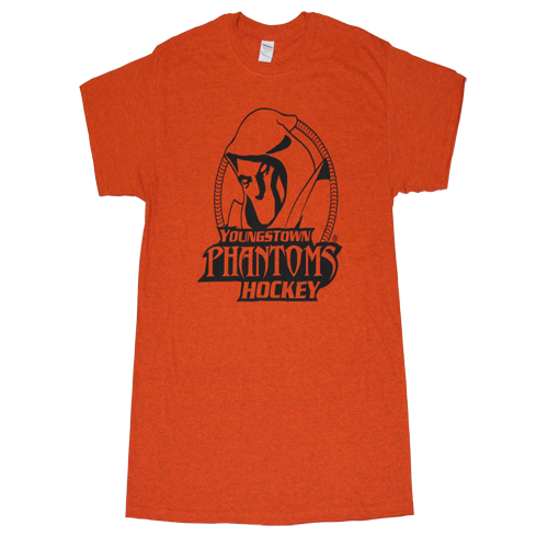 Phantoms Black Logo T-Shirt