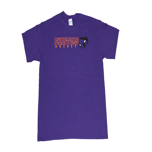 Phantoms Eye of the Phantom Purple T-Shirt