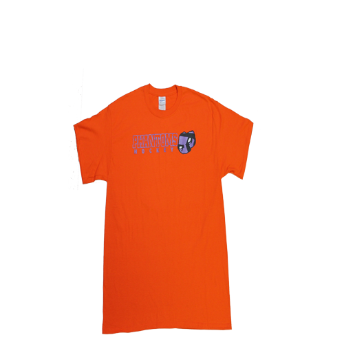 Phantoms Eye of the Phantom Orange T-Shirt