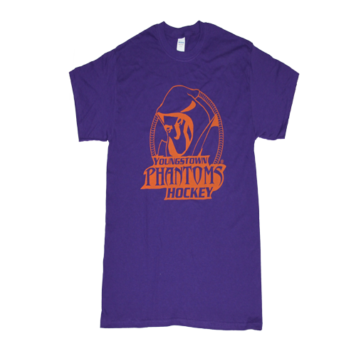 Phantoms Orange Logo T-Shirt