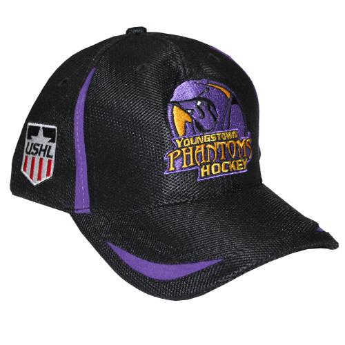 Youngstown Phantoms Black Cap