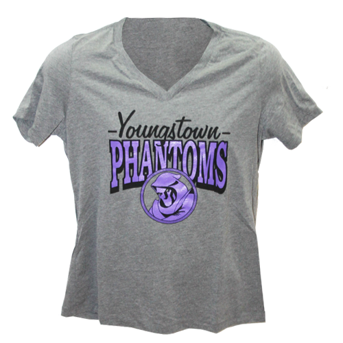 Phantoms Cursive Women's Tee