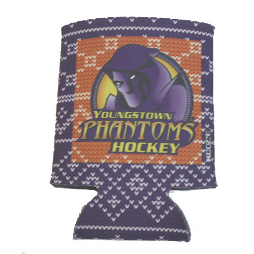 Phatoms Sweater Koozie