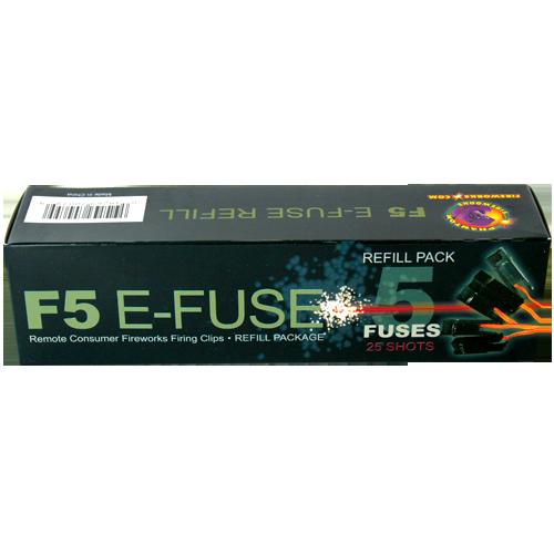 F-5 E-Fuse Refill Pack