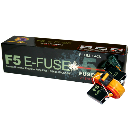 F-5 Re-Fills Pack