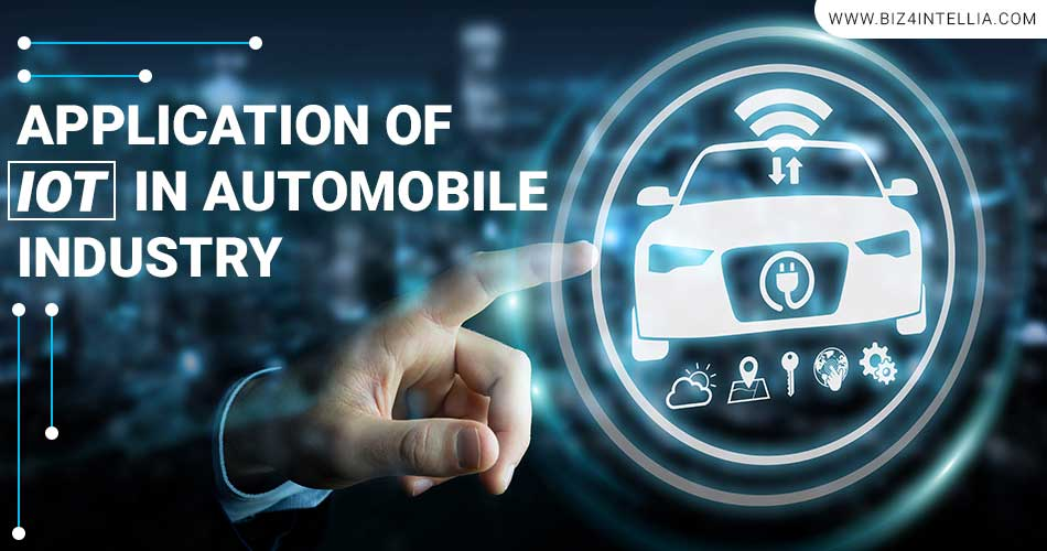 application-of-iot-in-automobile-industry