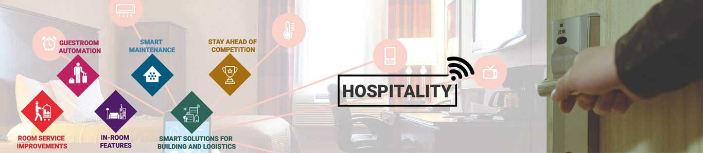 Iot in hospitality