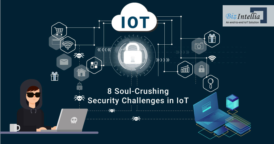 security challenges with Industrial IoT