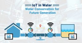 IoT in Water: Water Conservation for Future Generation