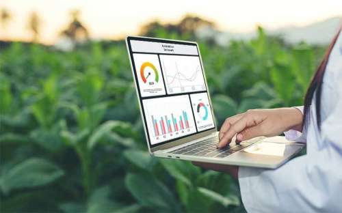 5 IoT Applications in Agriculture Industry | Smart Farming