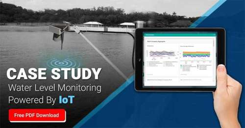 IoT Level Monitoring System For Fuel, Diesel And Water Tanks