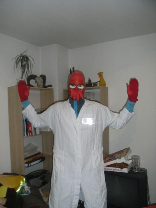 Dr. Zoidberg (Futurama)