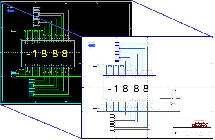 Chromatic Color Schemes Within DxDesigner « PCB Schematic Design ...