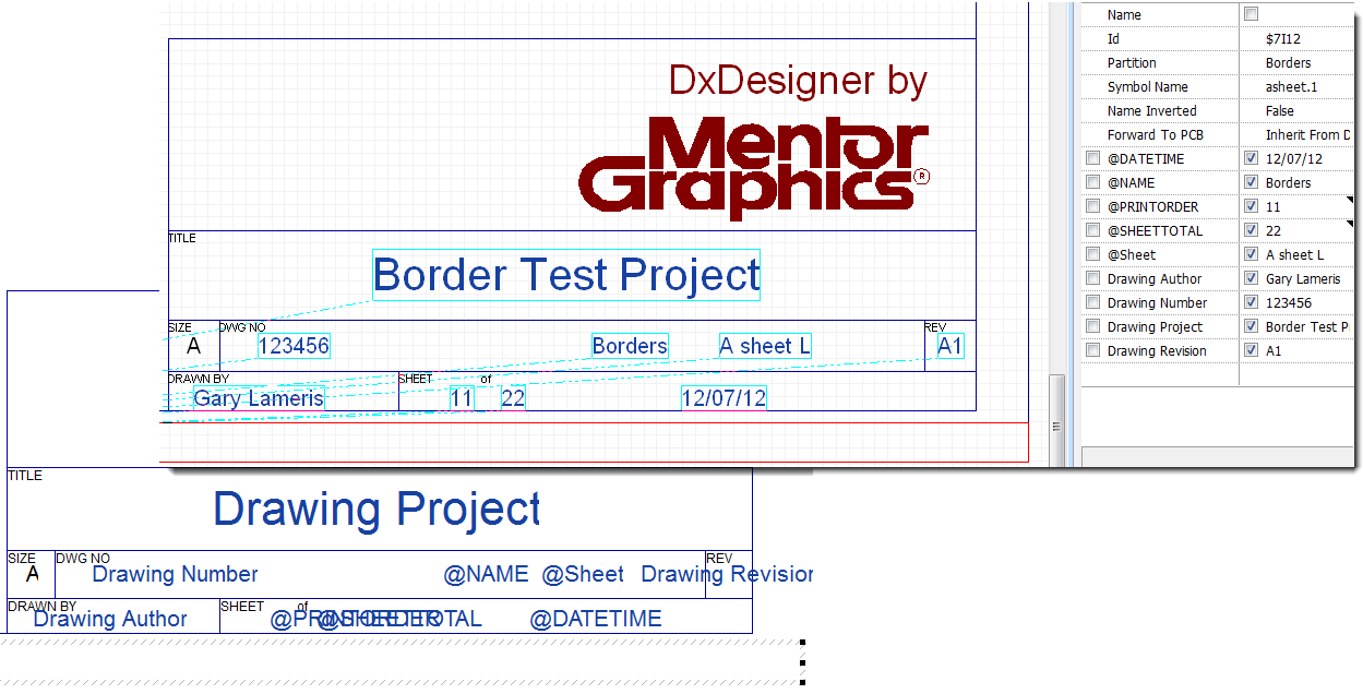 Borders – Enhancing your schematic documentation « PCB Schematic ...
