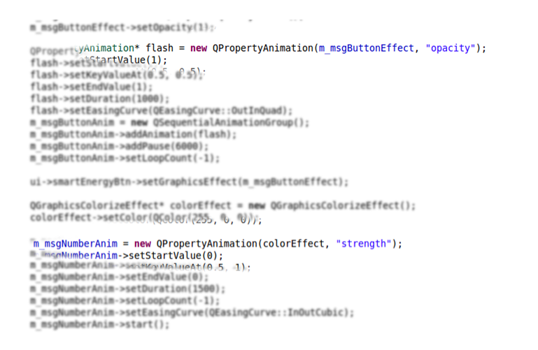 Debugging performance issues in a Qt application – Part 2 « Embedded