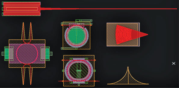 Silicon Photonics devices