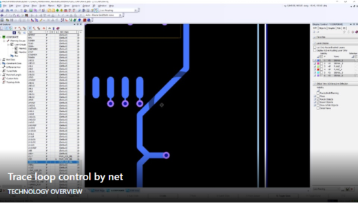 What's New in PADS VX 2 5: Allowing Trace Loops « PADS Desktop PCB
