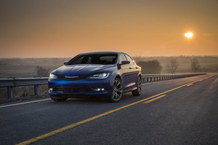 Uconnect Phone Pairing >> Infotainment and More in the 2015 Chrysler 200 Limited « John Day