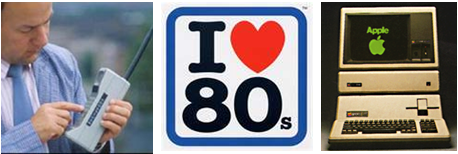 Don't You Just Love the 80s?