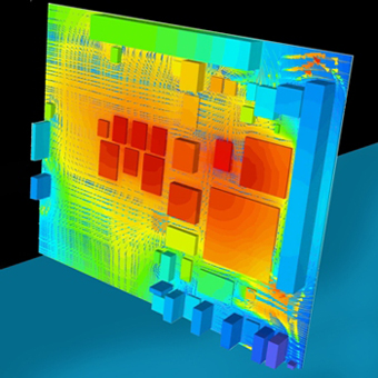 Mentor Graphics FloTHERM CFD modeling