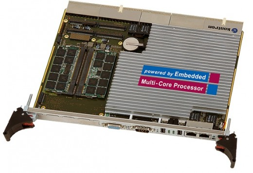Embedded Single Board Multicore Computer by Kontron