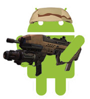 Is the open source Android OS secure enough for the military?
