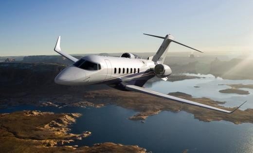 Flexjet Learjet 85