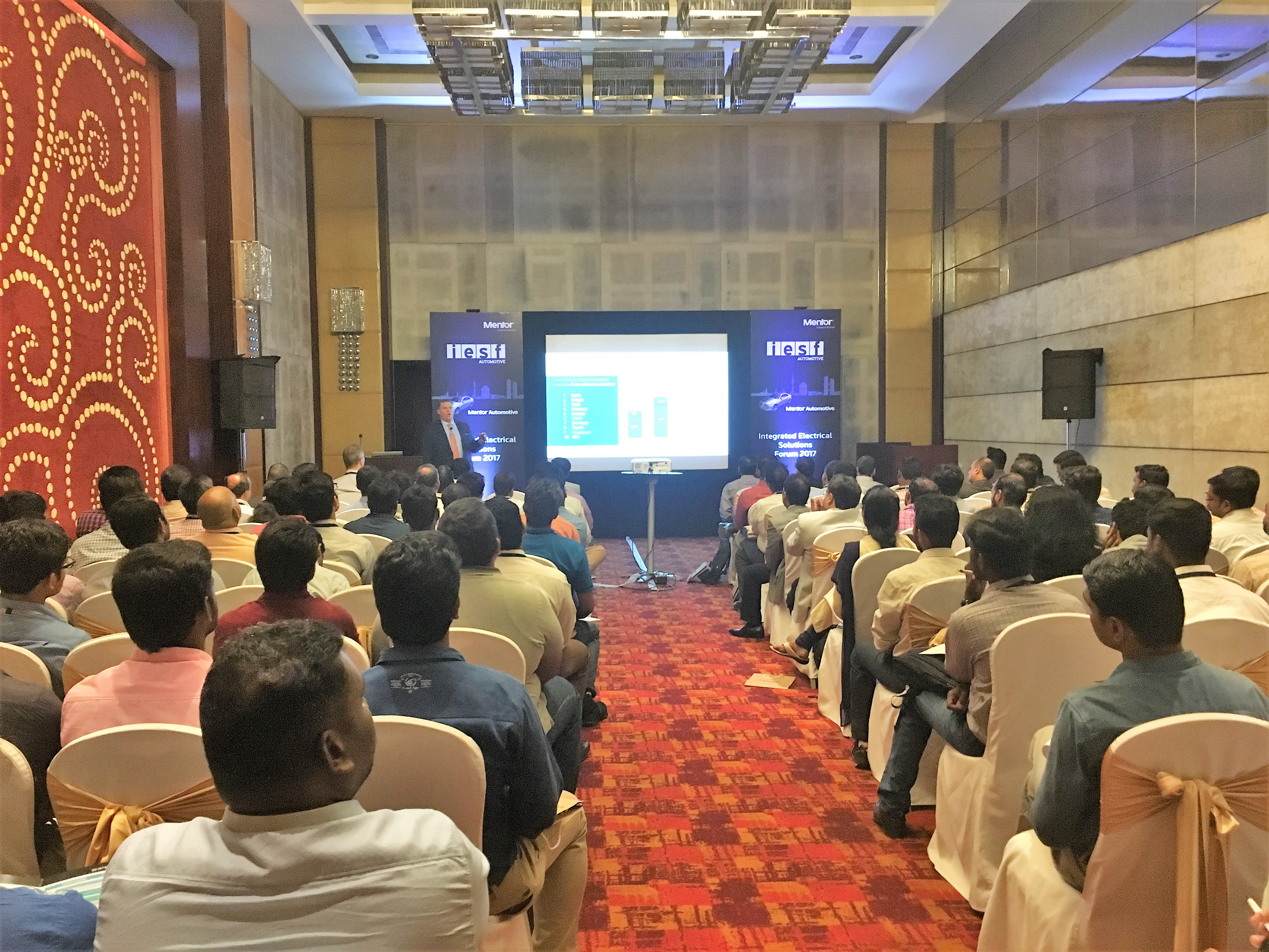 Not Just Whats In Capital For Me It Everyone Else Wiring Harness Industry Chennai Customer Presentations Generated A Lot Of Interest From The Attendees