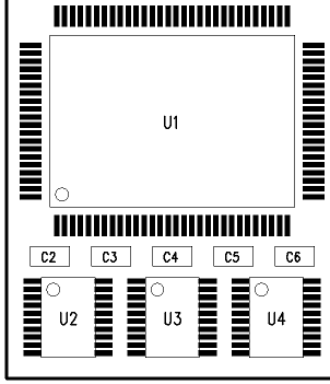 Example of Assembly Reference Designators