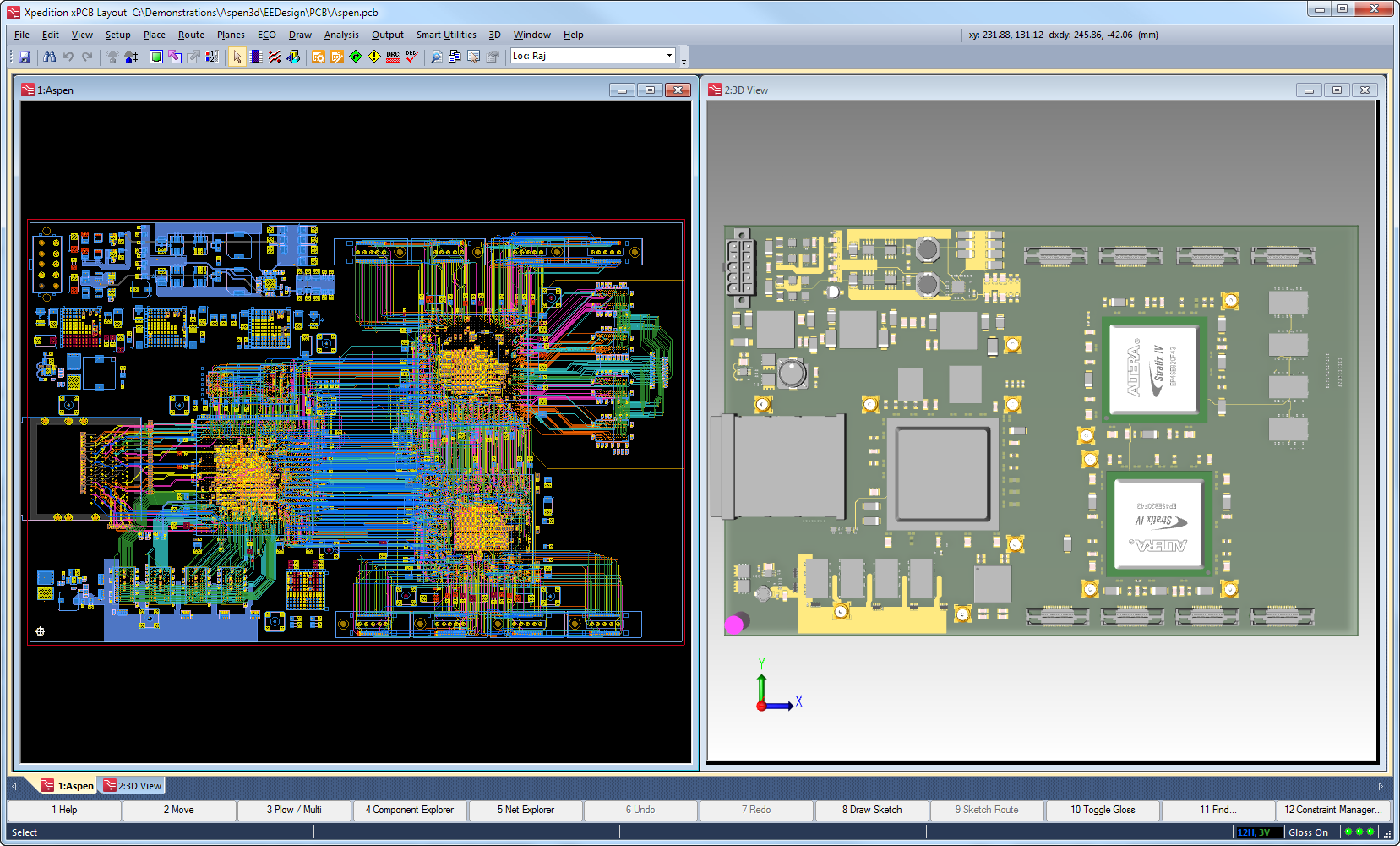 Circuit Board Layout Software Irvine - Find Wiring Diagram •