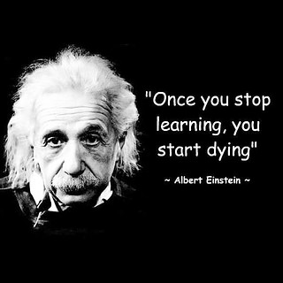 Albert Einstein quote; Dondy Razon