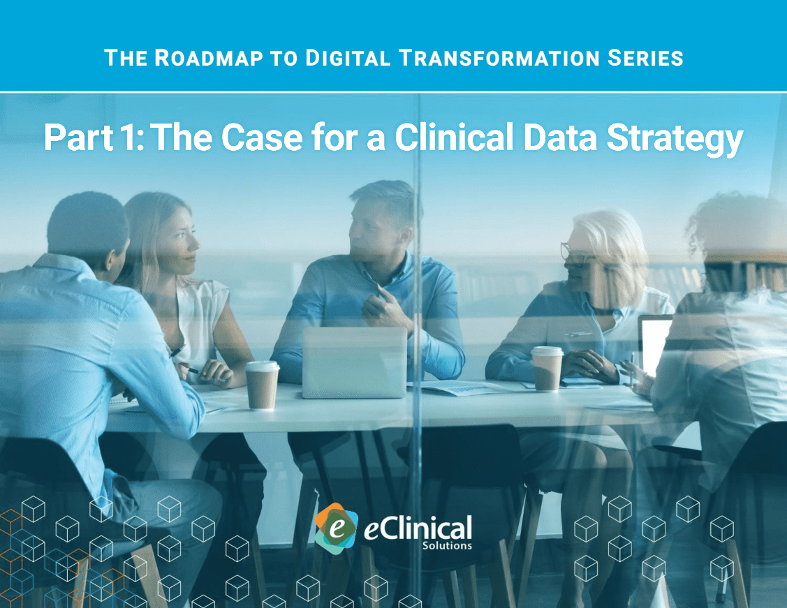 The Roadmap to Digital Transformation Series Part 1