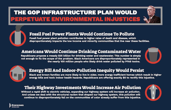 The GOP infrastructure plan would perpetuate environmental injustices