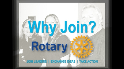 Why Join Rotary? (1:10)