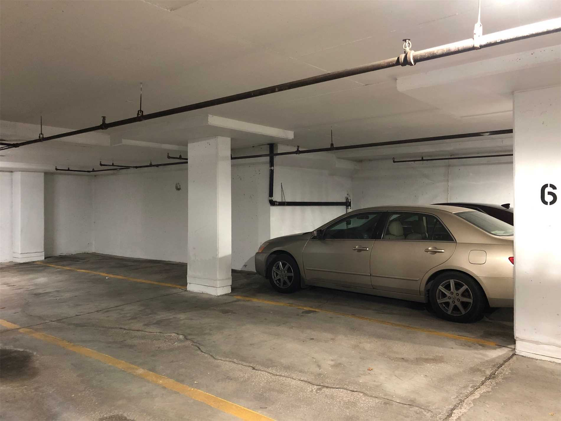 Double Length Style Parking Being Offered For Sale - See Floor Plan For Measurements.  The Building In General Offers Over 200 Condos, With Suite Sizes And Layouts Ranging From Compact Bachelor Apartments To Comfortable Two-Bedroom Suites Plus Den.