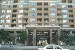 Beautifully Upgraded And Renovated Unit, Prime Bay St Location. Practical Layout, Spacious Terrace. Master Bedroom, Semi Ensuite. Walk Out To Balcony. Living Room W/ Walk-Out To Balcony. Ensuite Laundry, One U/G Parking & Locker. Bright & Quiet. 24 Hour Concierge, Walk To Yorkville, Subway Station. Hospitals, U Of T, Financial District. Western Exposure