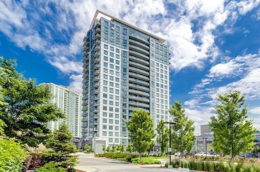 Luxury Joy Condo, Spacious 1+1 Bedroom, 9 Feet Ceiling, Approx 649 Sq Ft + 37 Sq Ft Balcony. Den Can Be Used As Second Bedroom. Laminate Floor T/O. Quartz Counter. One Parking, One Locker, Steps To Mall, Walmart, Supermarket, Bank, Library & Medical Building Etc. Easy Access To Hwy 401/404 And Ttc. Great Amenityes, 24 Hr Concierge, Pool/Gym/Party Room.
