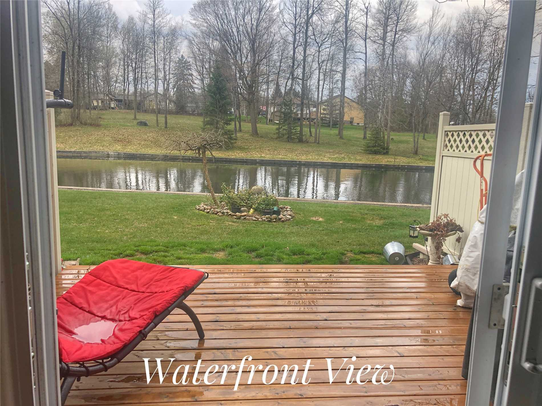 Offering 1 Bedroom Condominium In Lagoon City. Updated Open Concept Living Room Overlooking The Water. Perfect For A Professional Individual Or Couple. Lease Includes Boat Mooring Space With Access To Lake Simcoe, A Heated Outdoor Pool And Access To A Private Beach. Start Living The Lagoon City Lifestyle Today!  1.5Hrs From Toronto, 20 Minutes To Orillia, Community Center, Marina, Walking Trails, Tennis And Restaurants.